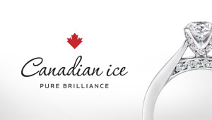 Canadian Ice jewellery at Goldsmiths banner