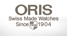 Oris Watches at Goldsmiths banner