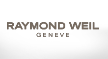 Raymond Weil Watches at Goldsmiths banner