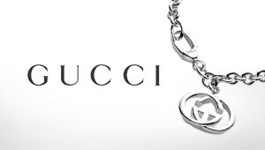 Gucci jewellery at Goldsmiths banner