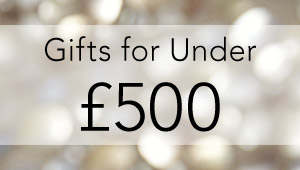 Gifts for under £500 from Goldsmiths banner