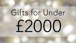 Gifts for under £2000 from Goldsmiths banner
