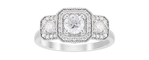 Jenny Packham Gloria Engagement Ring