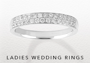6mm gents ring in palladium 500 | Wedding Rings | Jewellery ...