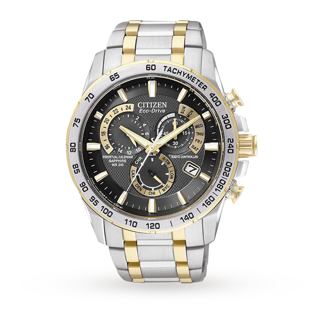 Citizen Eco-Drive Gents<br /> Perpetual Chrono A.T Watch