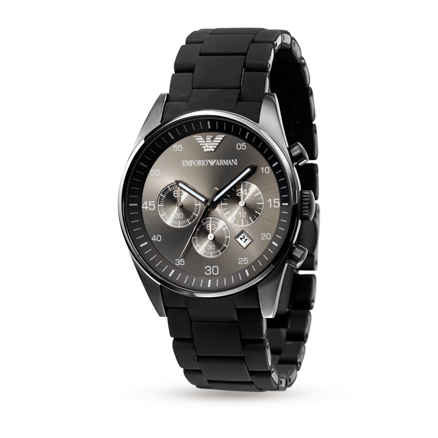 Emporio Armani AR5889<br /> Chronograph Gents Watch
