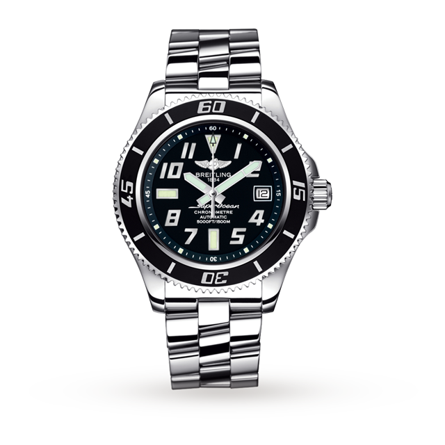 Breitling Superocean 42 Mens Watch