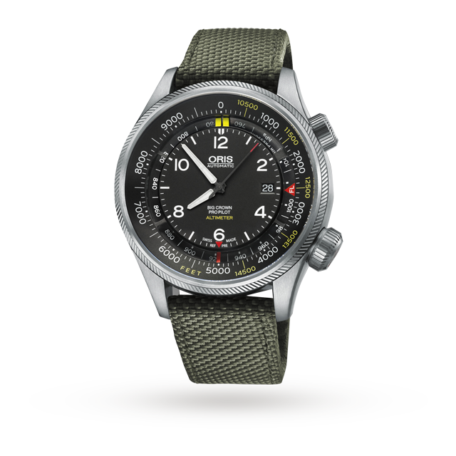 Oris Altimeter Mens Watch