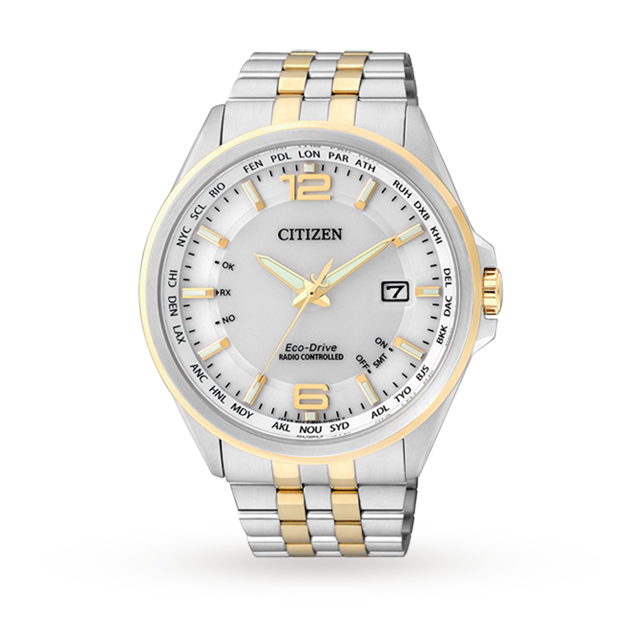 Image of Citizen Eco Drive CB0016-57A Mens Watch