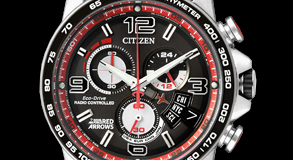 Citizen Atomic Timekeeping